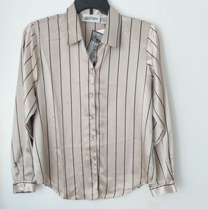 NWT - Yves St Clair blouse size 16